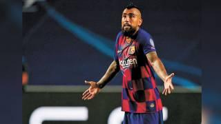 Despiden a Vidal de Barcelona 2
