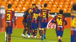 Barcelona se resiste al fracaso 2