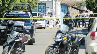 Rafaguean presunta casa de seguridad en la Antonio Barona, de Cuernavaca 2