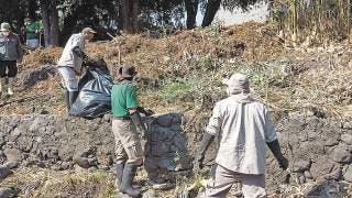 Refuerzan limpieza en zonas inundables de Morelos 2