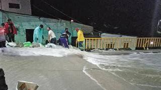 Alertan por nivel de las barrancas y ríos en la zona oriente de Morelos 2