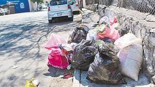 Llaman a la población a separar basura producida por COVID19 2
