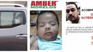 Detienen a hermana de sujeto que secuestró a bebé de 2 meses en Morelos 2