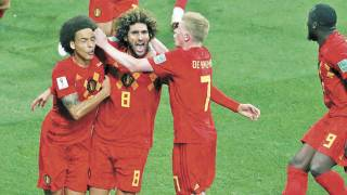 Encabeza Bélgica el ranking 2