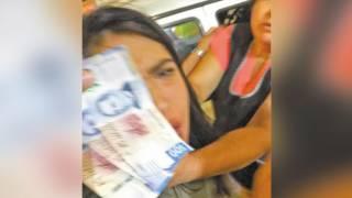 Realizan compras con billetes falsos 2