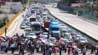 Cancelan megabloqueo programado para este viernes en Morelos 2