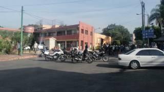 Bloquean también avenida Morelos, por falta de agua, en Cuernavaca 2