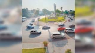 Cierran avenida Plan de Ayala por protesta  2