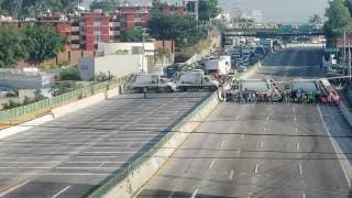 ¡Alerta!: habrá bloqueos este lunes en Cuernavaca 2