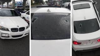 Esto es lo que realmente pasó con el BMW abandonado en Tejalpa, Jiutepec 2