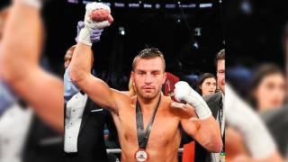 Boxeador de Canadá reta al 'Canelo' para el mes de mayo 2