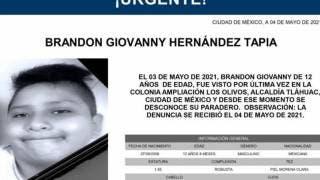 Niño de 12 años fue encontrado muerto entre los accidentados del metro de CDMX 2