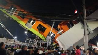 Caen vagones de la Línea 12 del Metro en CDMX; hay 80 heridos 2
