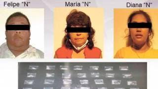 Caen 3 en Morelos con más de 30 dosis de droga 2