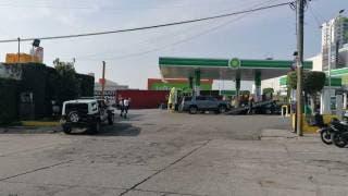 Esto es lo que realmente ocurrió con el policía baleado en una gasolinera de Cuernavaca 2