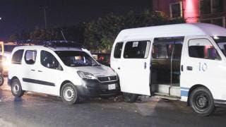 'La libra', tras ser atacado a balazos en su camioneta 2