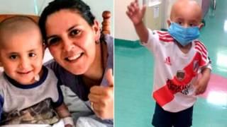 En medio del COVID-19, un niño de 3 años se cura del cáncer 2
