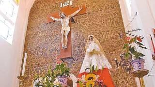 Vía Internet será la misa a la Virgen de la Candelaria el 2 de febrero 2