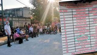 Se niega candidato a la presidencia de Yautepec a cooperar 2
