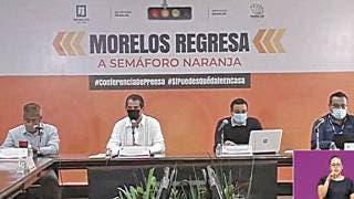 Pide Salud Morelos a ayuntamientos proceder por alza en contagios 2