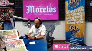 DIARIO DE MORELOS INFORMA A LA 1PM JUEVE...