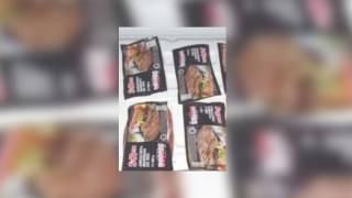Sorprenden a pareja robando carne en un súper de Temixco 2