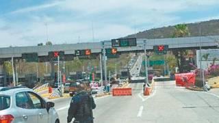 Piden mayor seguridad en casetas de Morelos 2