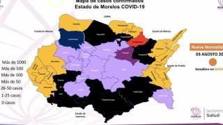 Disminuyen casos de COVID-19 en Cuernavaca 2