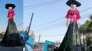 Morelos estrena una catrina monumental. ¿Sabes dónde está? 2