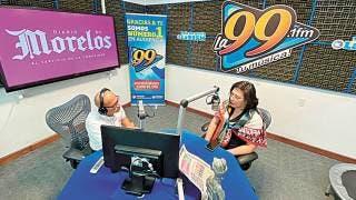 Promueve diputada Donají Alba en Morelos propuesta para CEN de Morena 2