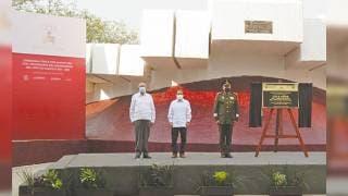 Realizan ceremonia por aniversario del Sitio de Cuautla 2