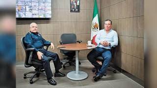 Afina CES estrategia de seguridad con alcaldes de Jiutepec, Totolapan y Zacualpan 2
