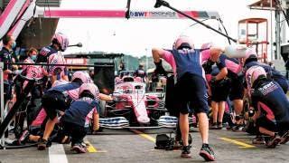 Lo cambiaron por Vettel 2