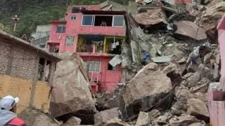 Tragedia tras desgajamiento del Cerro del Chiquihuite en Tlalnepantla; hay 4 desaparecidos 2