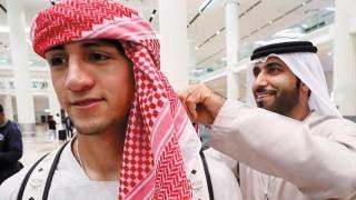 Chivas llegan a Emiratos Árabes 2