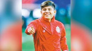 'Hice mucho en Chivas' 2
