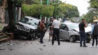 Impresionante accidente en avenida Morelos Sur, de Cuernavaca 2