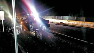 Choca contra vaca en la autopista, iba al límite de velocidad permitido, dijo 2