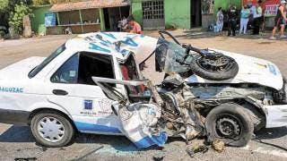 Cobra accidente vida de un menor de edad en Morelos 2