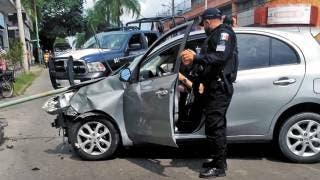 Con graves lesiones resultó motociclista impactado por un auto en Morelos 2