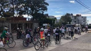 Ruedan ciclistas en Cuernavaca y Cuautla; exigen justicia por muerte en Mérida de Jacinto, joven de Morelos 2