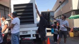 Cierran calles del Centro de Cuernavaca por grabación de Gardenia, serie Netflix 2