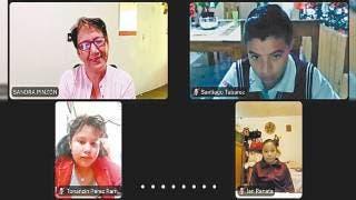 Se expresan menores sobre clases a distancia en Morelos 2