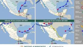 Bajas probabilidades de lluvia para este fin de semana en Morelos 2