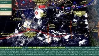 Mucho ojo: habrá lluvias esta semana en Morelos 2