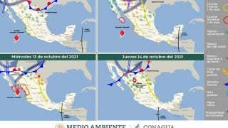 ¿Cómo estará el clima durante esta semana en Morelos? 2