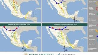 Así estará el clima durante el fin de semana en Morelos 2