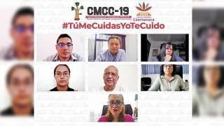 "Observa CMCC-19 un aumento de casos COVID ""no catastrófico"" 2"