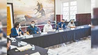 Trabajan Gobierno de Morelos y CNDH en derechos de víctimas 2