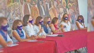 """Presentan campaña en Morelos """"Que el cubrebocas no calle tu voz"""" 2"""